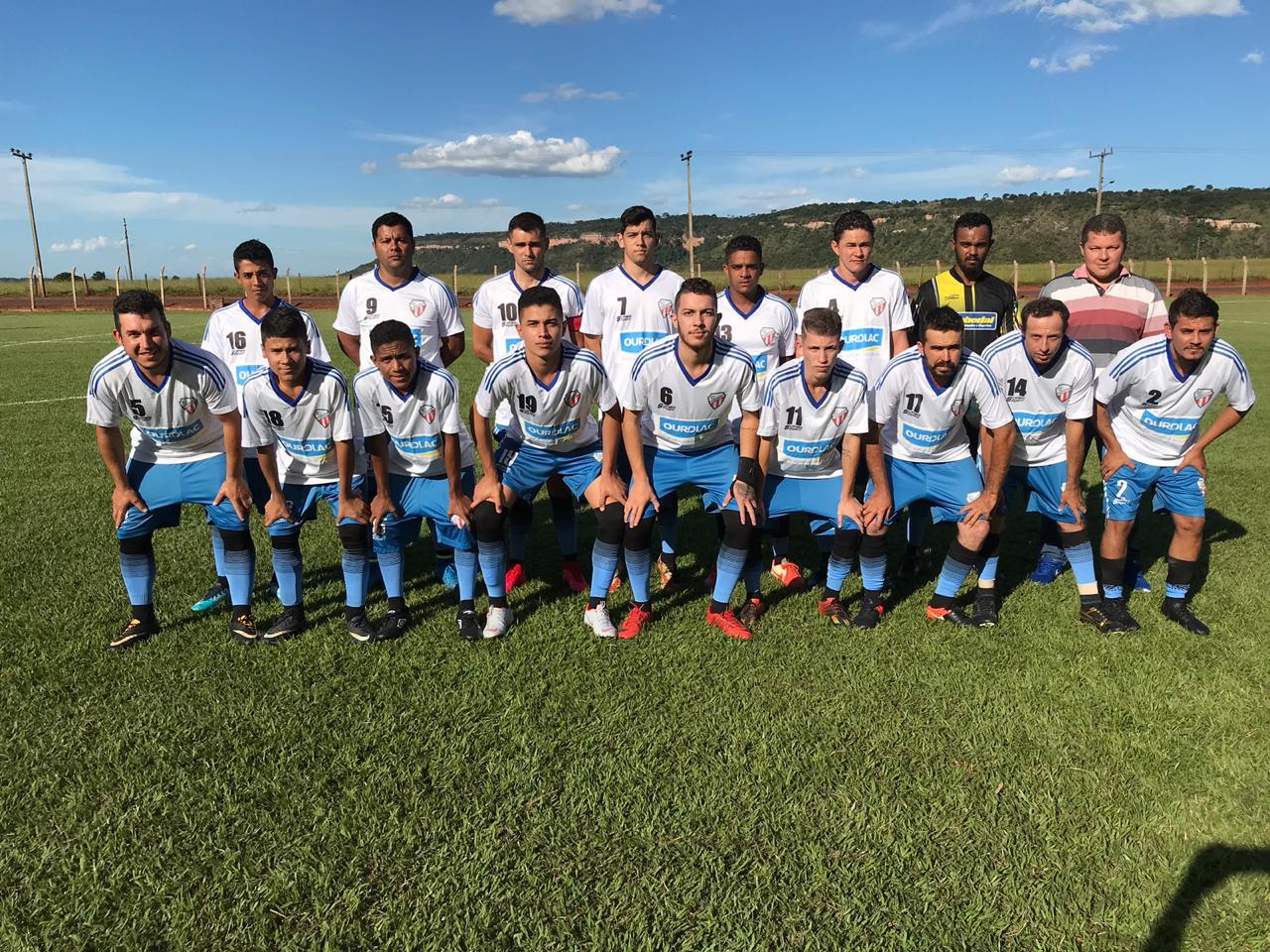 Comigo e Ouroana vencem nos jogos de ida das quartas de final da Série A1 de Rio Verde
