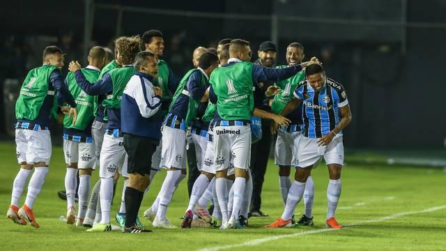 Grêmio se classifica e com isso, o Brasil terá um representante na final da Libertadores