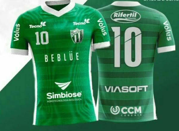 Portal Esportivo sorteará uma camisa oficial do EC Rio Verde