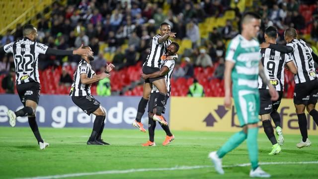Atlético vence o La Equidad e está nas semifinais da Sul-Americana