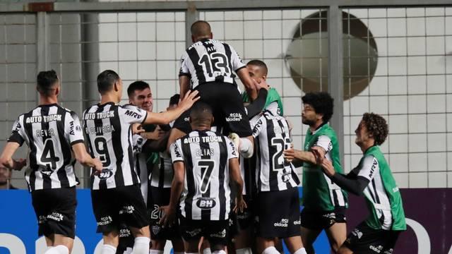 Atlético volta a vencer o Botafogo e está nas quartas de final da Copa  Sul-Americana