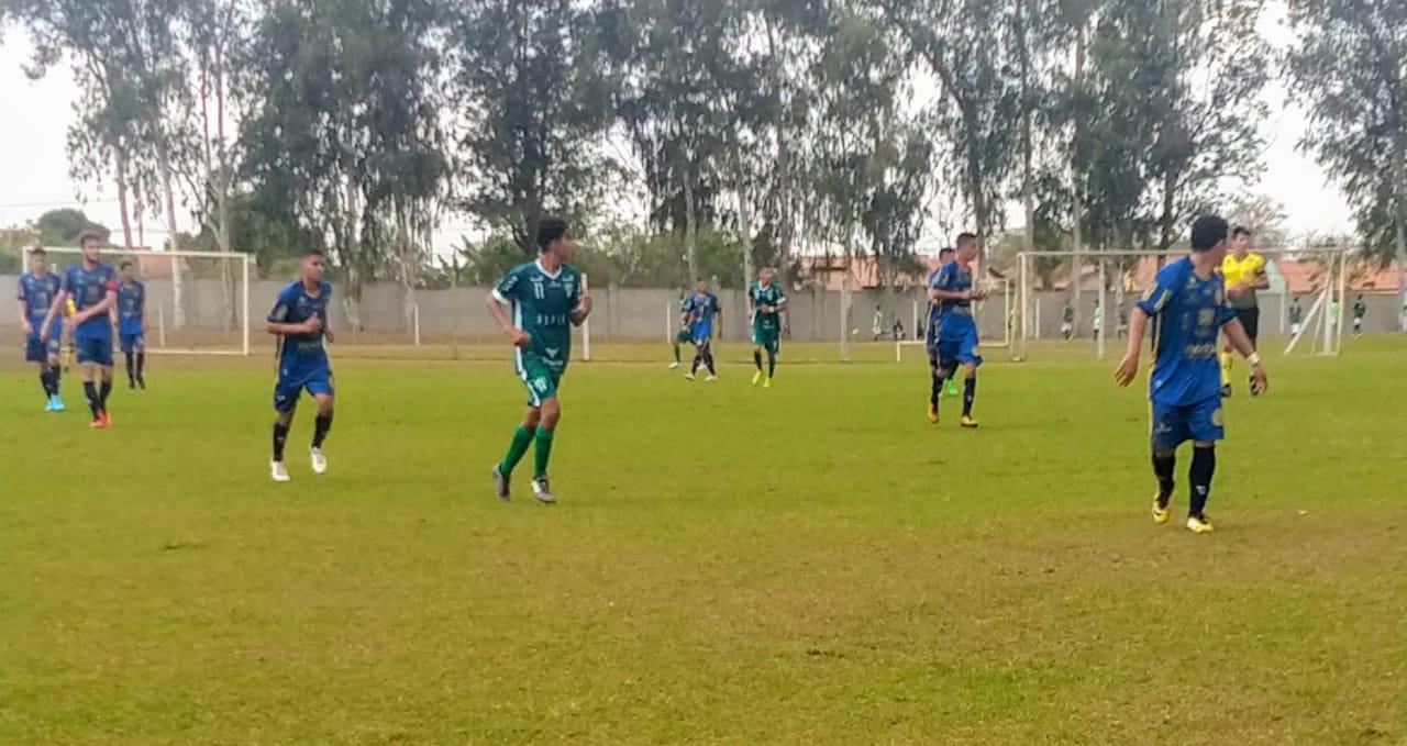 Rio Verde estreia com empate na Copa Goiás Sub-20 da 1ª Divisão