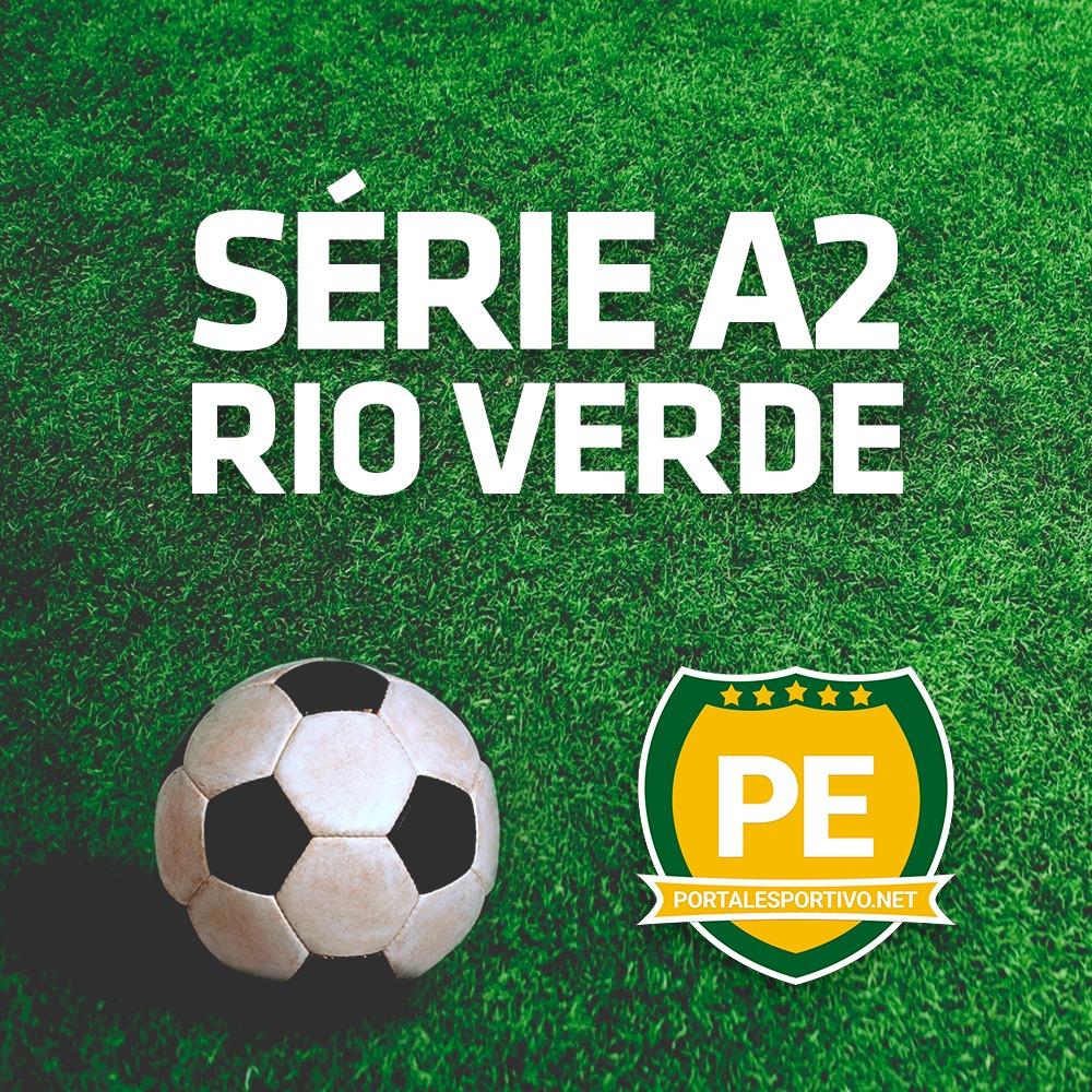 Confira os resultados da 2ª rodada da Série A2 de Rio Verde