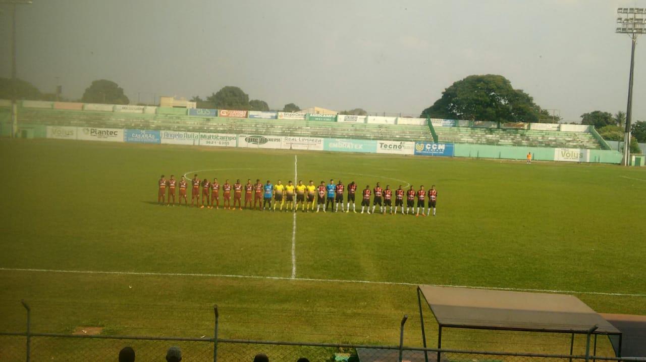 Atlético Rioverdense estreia com vitória na Terceira Divisão Goiana