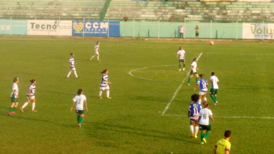Independente estreia com derrota no Campeonato Goiano de Futebol Feminino