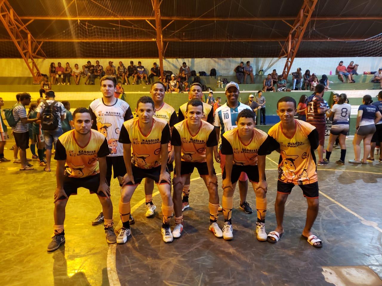 Kássios Borracharia conquista o 2º Torneio Regional de Futsal de Maurilândia