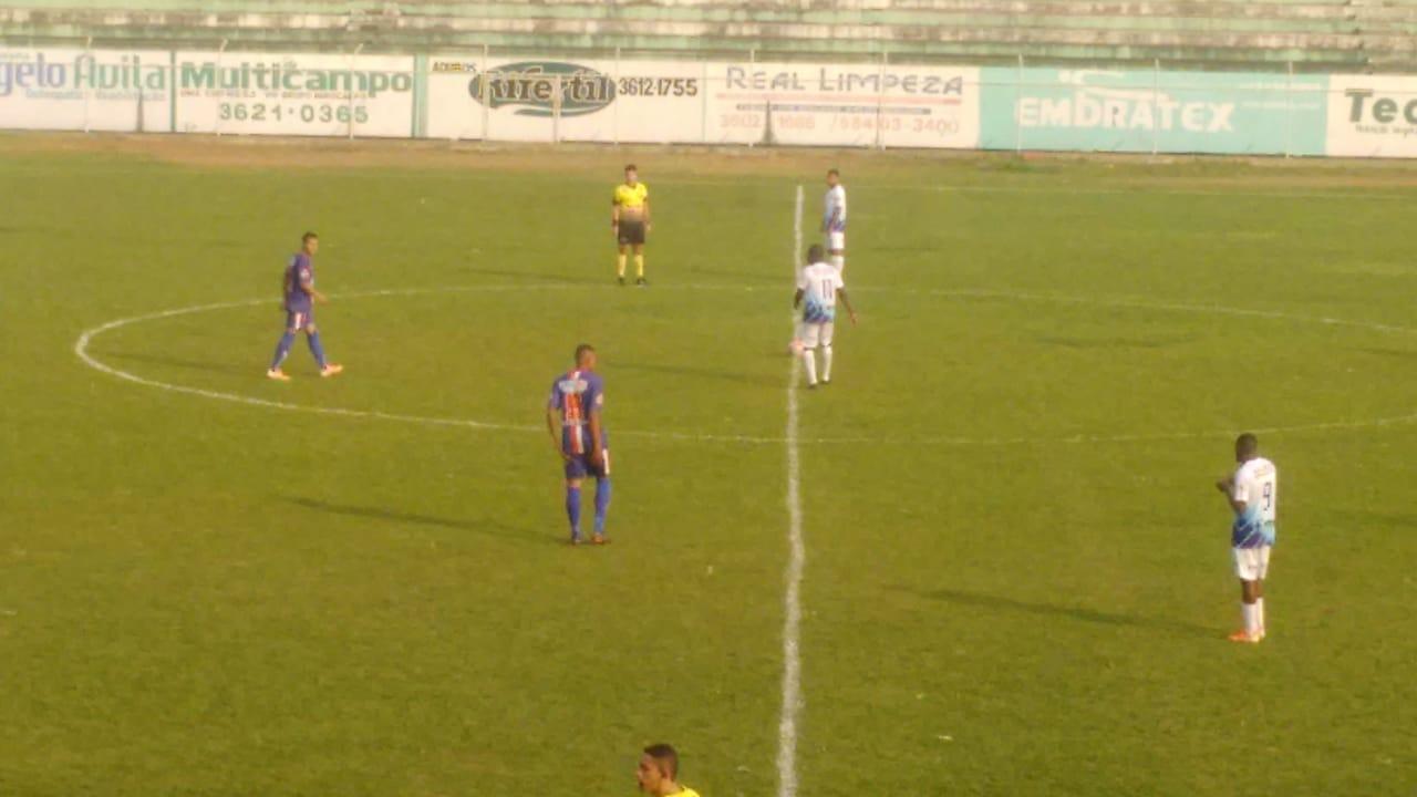 Rioverdense e Mineiros empatam na 1ª rodada da Terceira Divisão Goiana