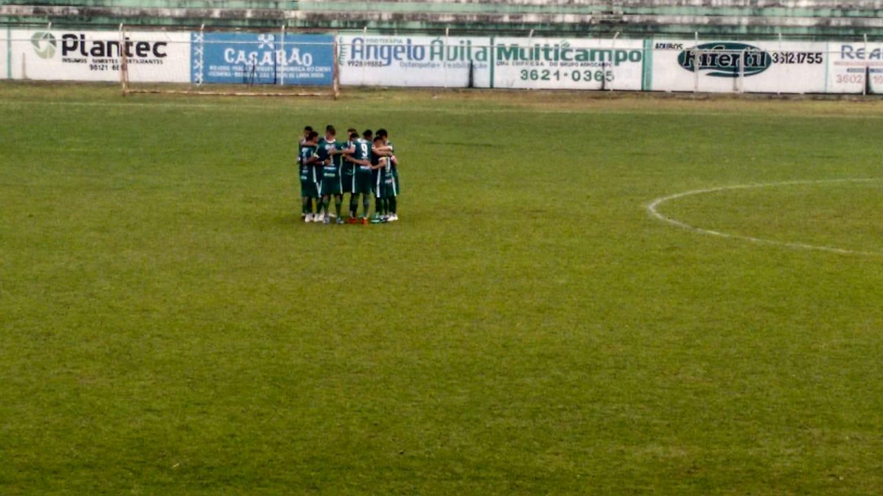 Rio Verde vence o Goiânia e conquista sua primeira vitória na Copa Goias Sub-20