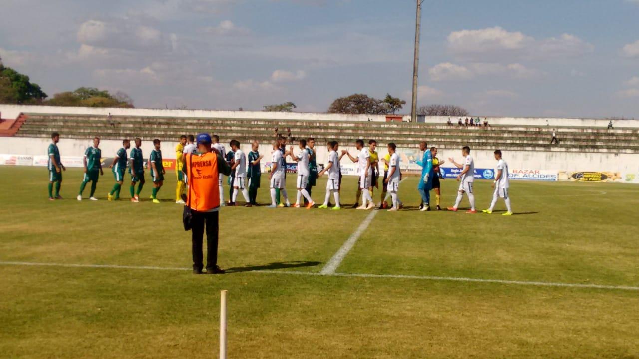 Rio Verde vence a Jataiense fora de casa e segue em segundo na Divisão de Acesso