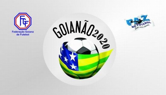 Confira a arbitragem para a 2ª rodada do Campeonato Goiano