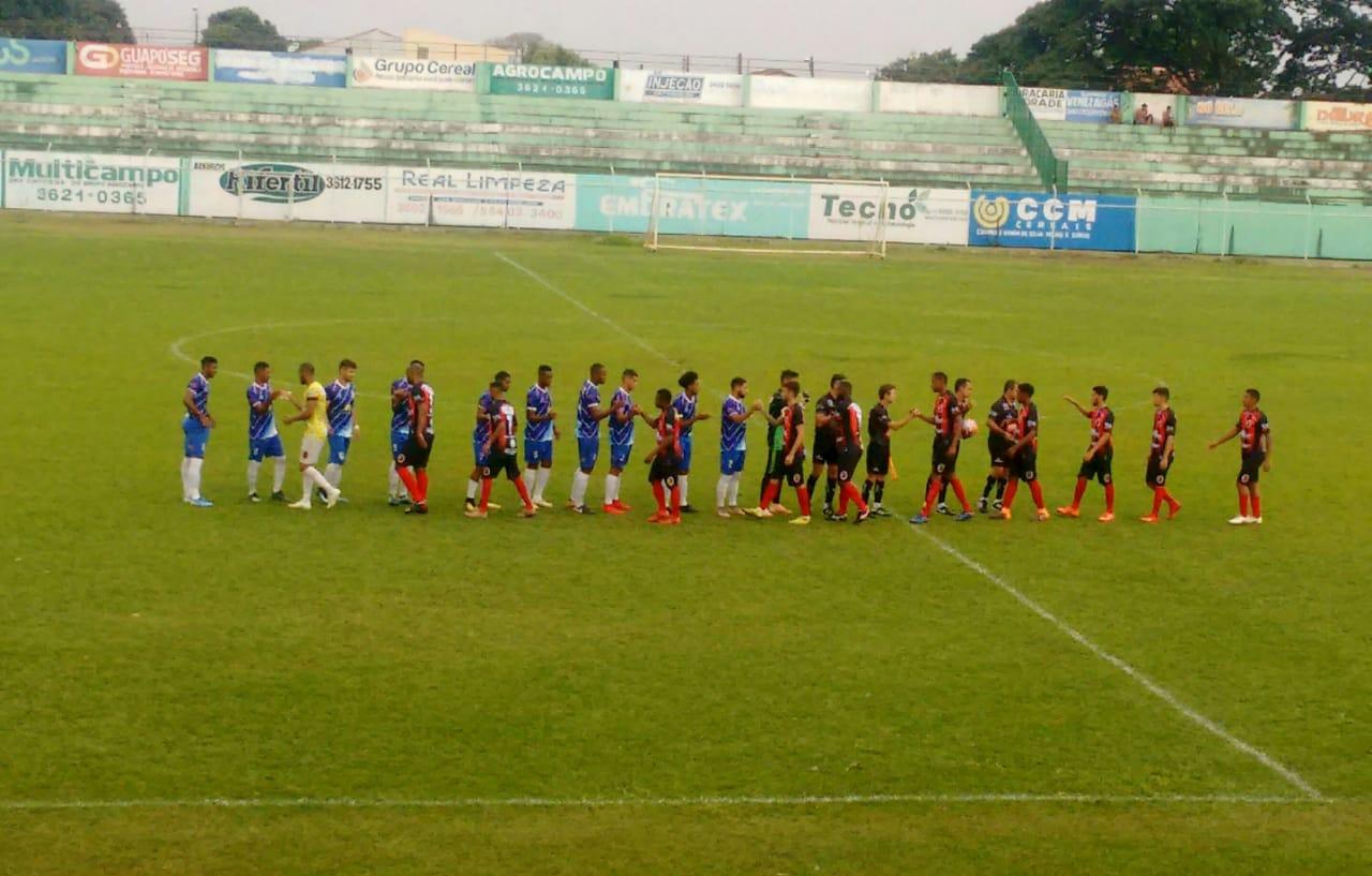 Mineiros e Umuarama vencem as equipes de Rio Verde na 3ª Divisão Goiana