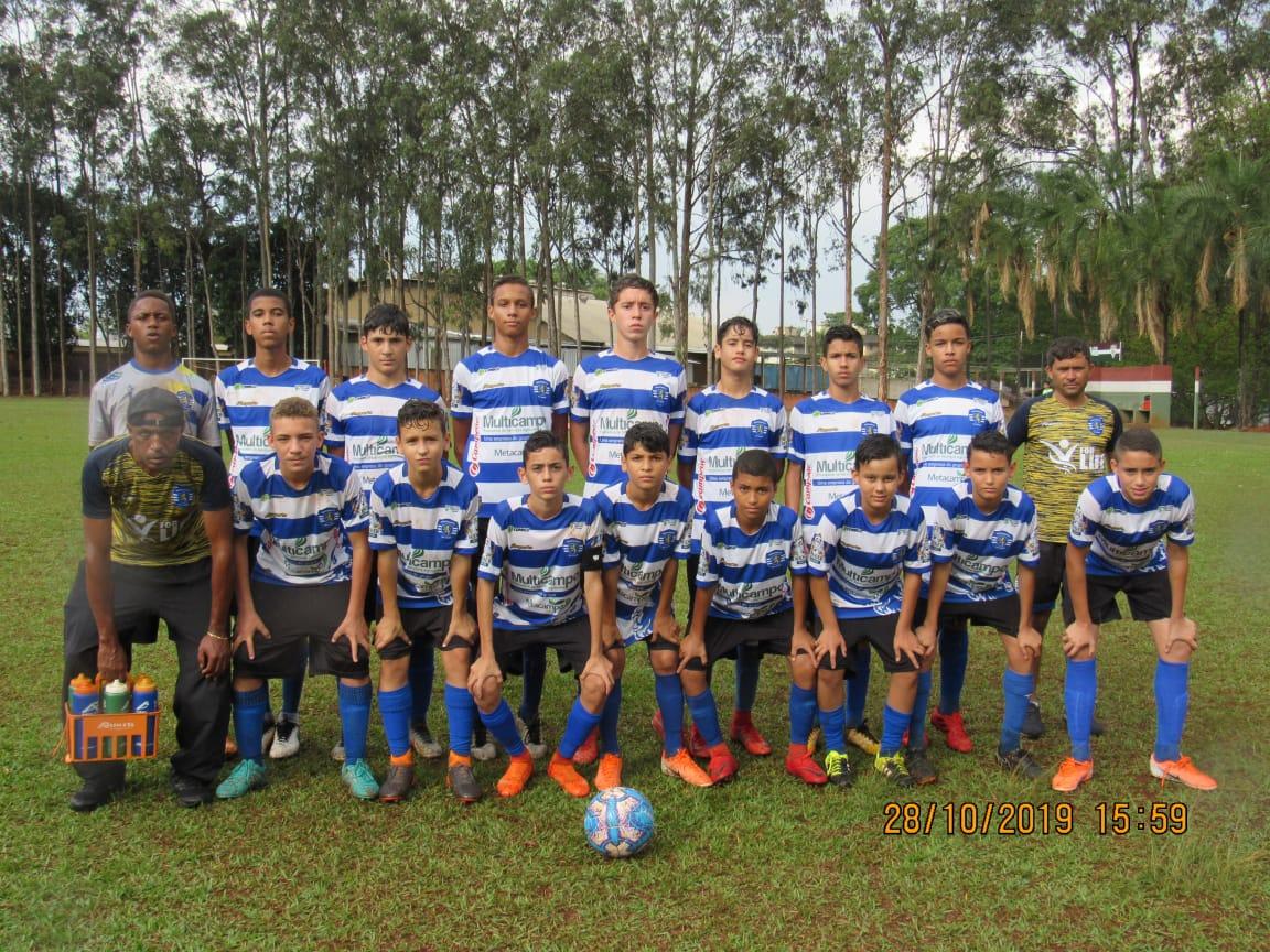 Independente vence o Flugoiânia e fica perto da semifinal da Copa Goiás Sub-13