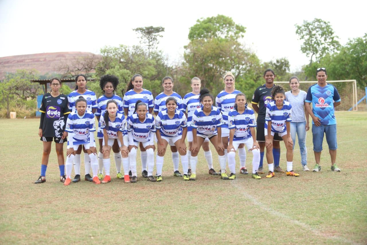 Independente sofre mais uma goleada no Campeonato Goiano de Futebol Feminino