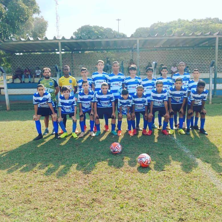 Independente goleia o Raça na Copa Goiás Sub-13 e fica perto da classificação