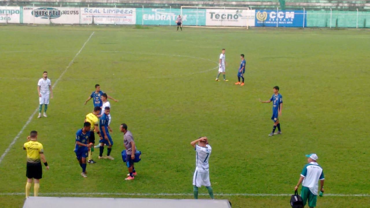 Rio Verde empata e o Santa Helena é goleado pelo Vila Nova na Copa Goiás Sub-20