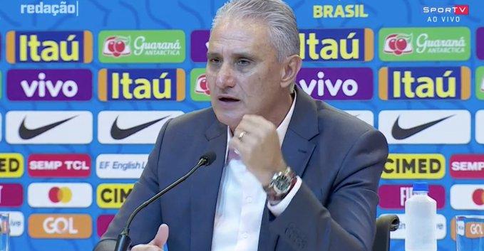 Brasil está convocado para os amistosos em novembro