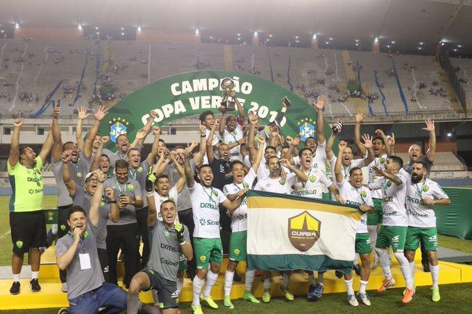 Nos pênaltis, Cuiabá vence o Paysandu e é campeão da Copa Verde