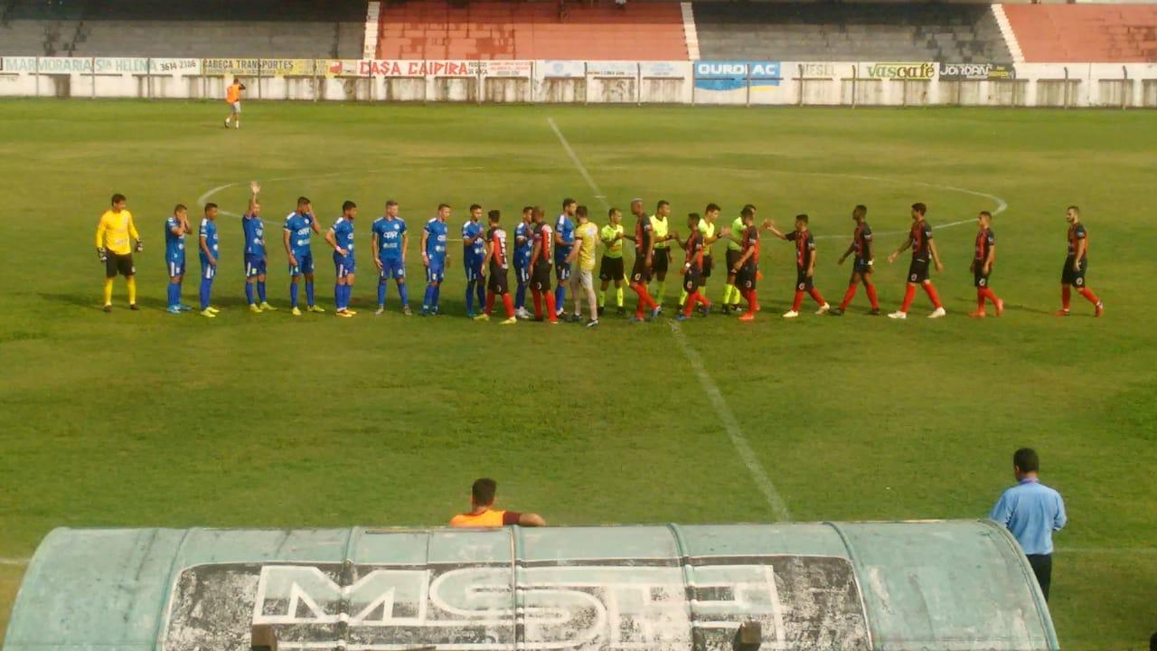 Goiatuba vence o Atlético Rioverdense, já o Mineiros derrota o Evangélica na 3ª Divisão
