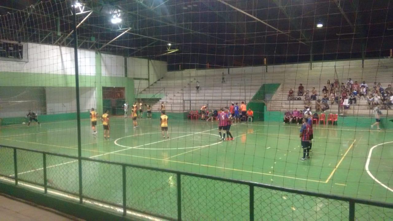 Confira os resultados de terça do Campeonato Rio-verdense de Futsal Masculino