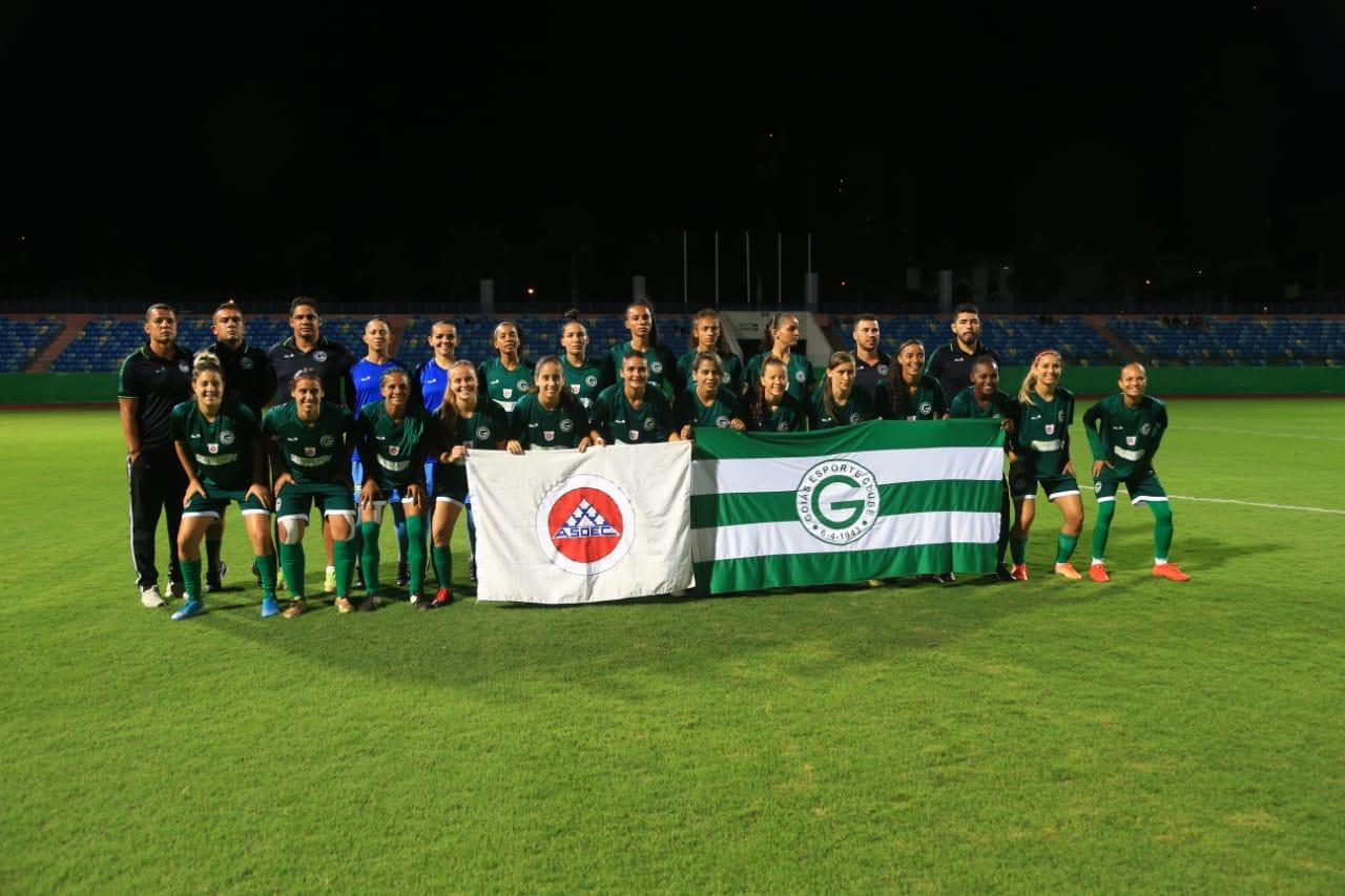 Goiás/Universo é campeão do Campeonato Goiano de Futebol Feminino