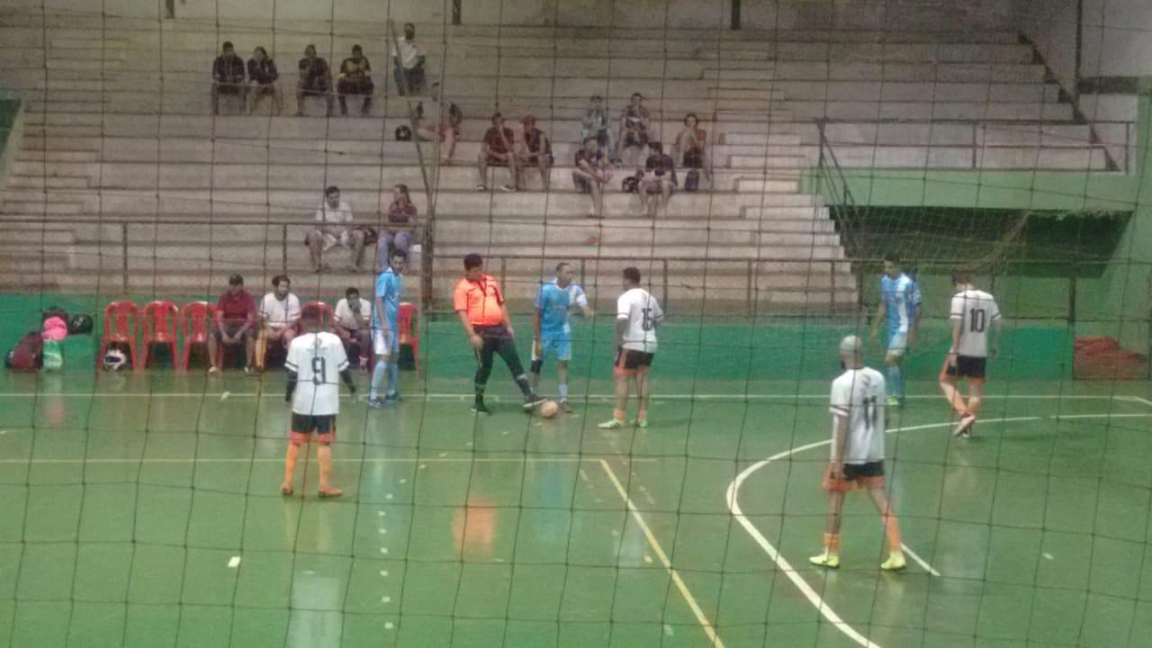 Confira os resultados da 4ª rodada e os jogos da 5ª rodada do Futsal Masculino