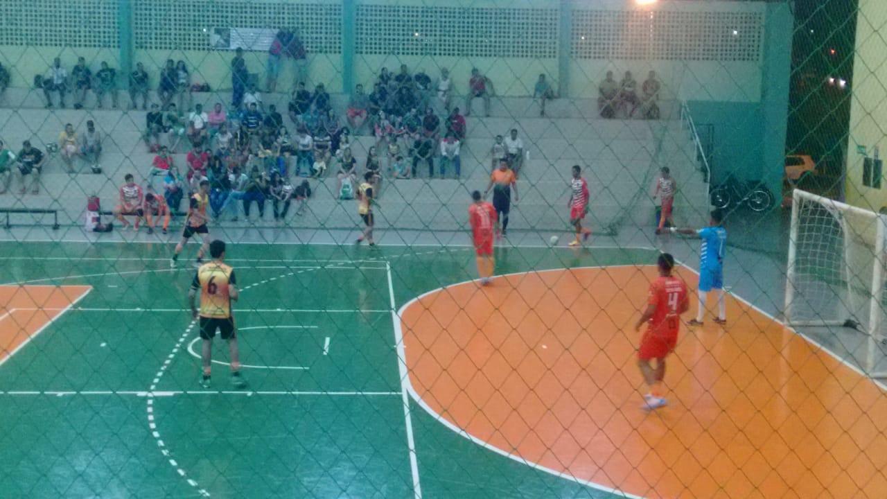 Confira todos os resultados da 2ª rodada do Campeonato Rio-verdense de Futsal Masculino