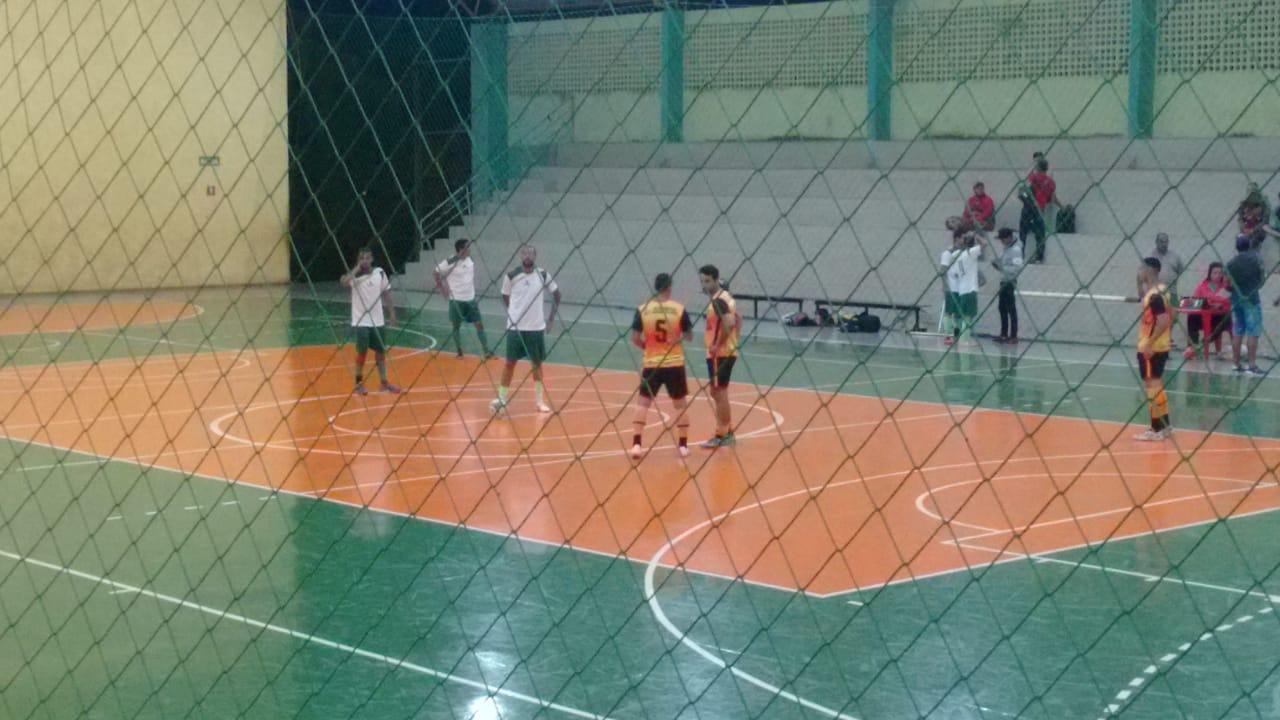 Seis equipes já estão classificadas para as quartas de final do Futsal Masculino