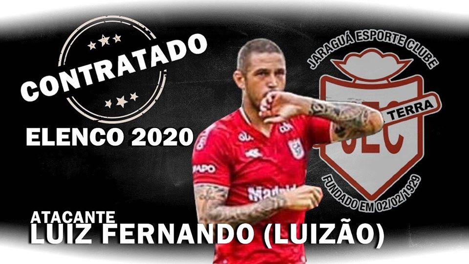 Jaraguá acerta com mais 4 jogadores para o Goianão 2020