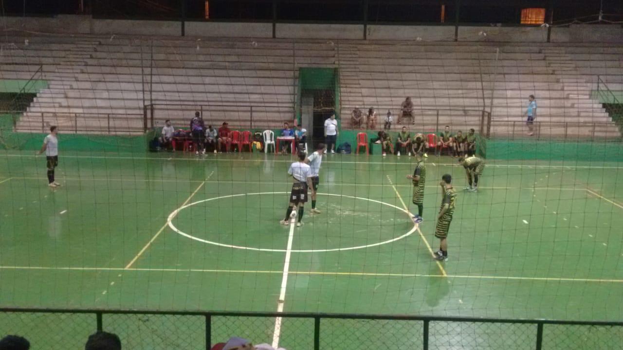 Confira os resultados do Campeonato Rio-verdense de Futsal Masculino e Feminino