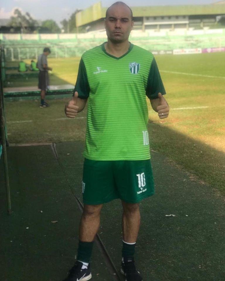 Goianésia acerta com terceiro jogador que esteve no Rio Verde