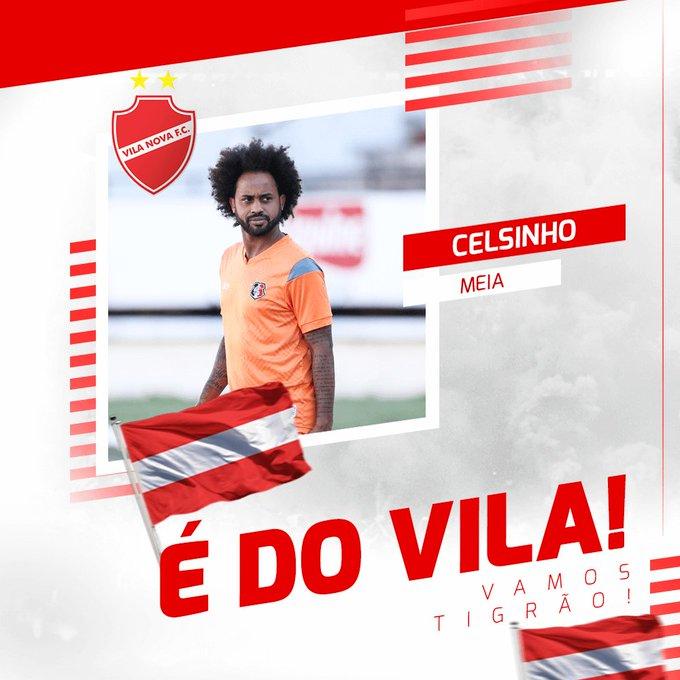 Vila Nova acerta com primeiro jogador para a temporada 2020