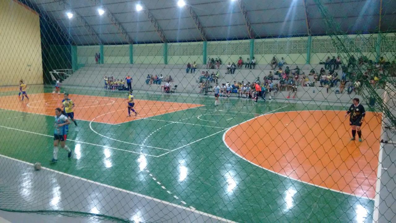 Fênix e Jardim América estão na final do Campeonato Rio-verdense de Futsal Feminino