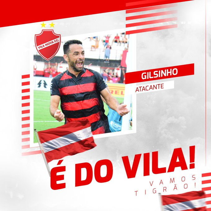 Vila Nova acerta com segundo reforço para a temporada 2020