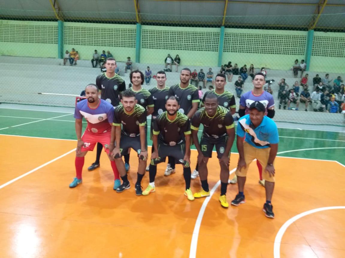 Piaba FC e Vidromar estão na final do Campeonato Rio-verdense de Futsal Masculino