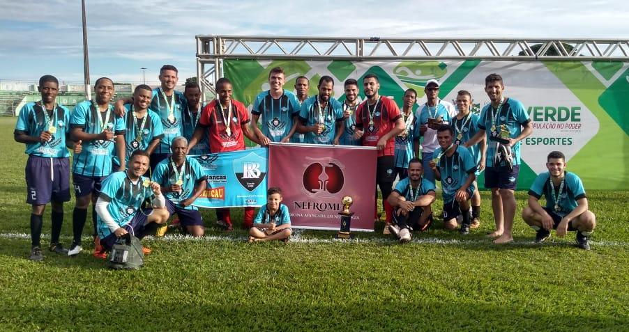 Rio Bahia é campeão da terceira divisão de Rio Verde