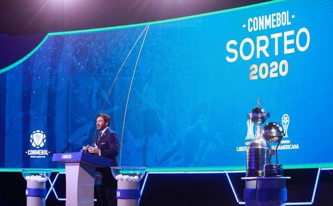 Confira os grupos da Copa Libertadores da América 2020