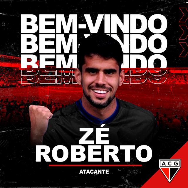 Atlético Goianiense acerta com atacante Zé Roberto ex São Bento