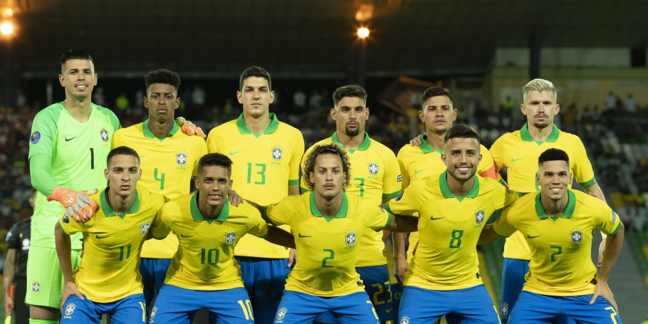Brasil estreia com vitoria no Torneio Pré-Olímpico