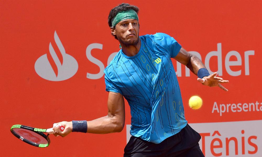 Tenista brasileiro é banido da modalidade