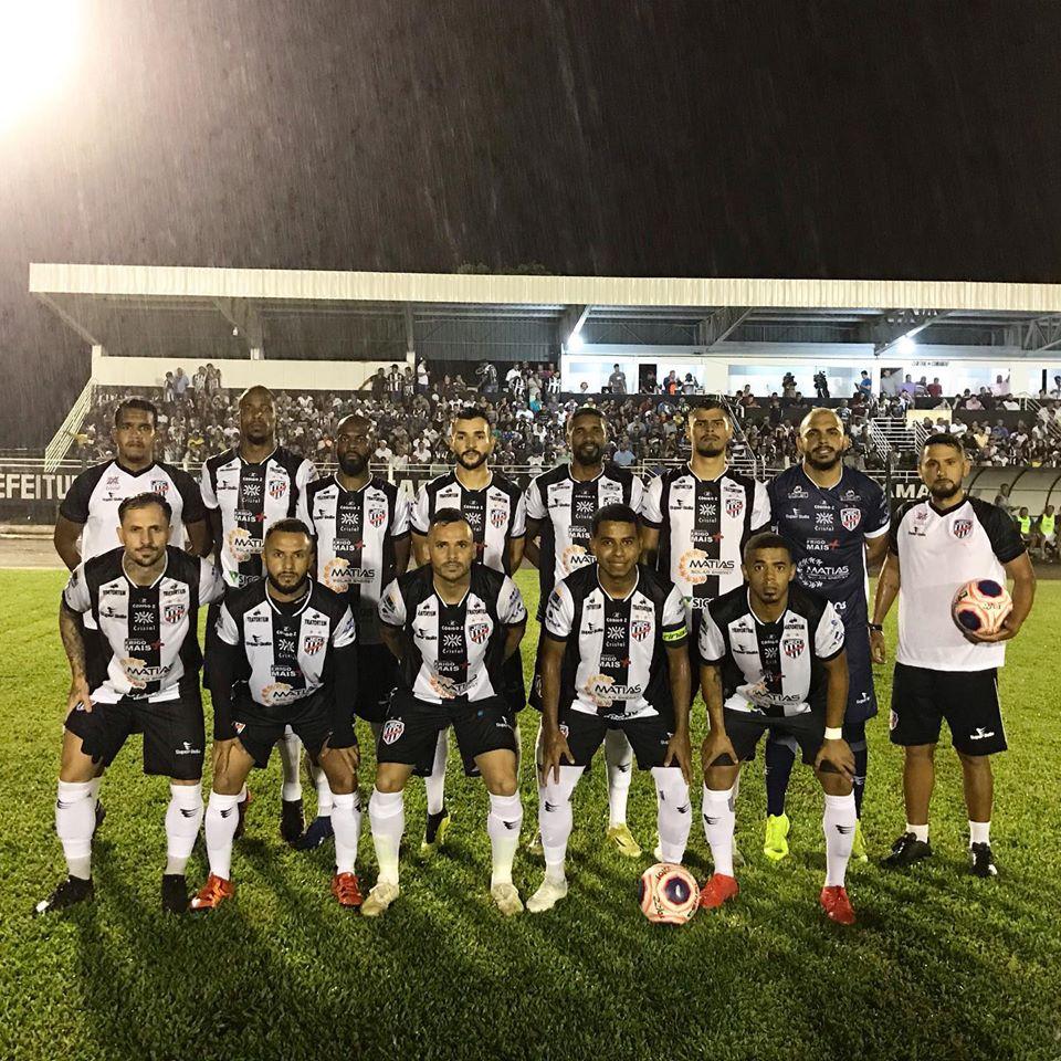 Jaraguá foi a única equipe que venceu nos jogos de ontem do Campeonato Goiano