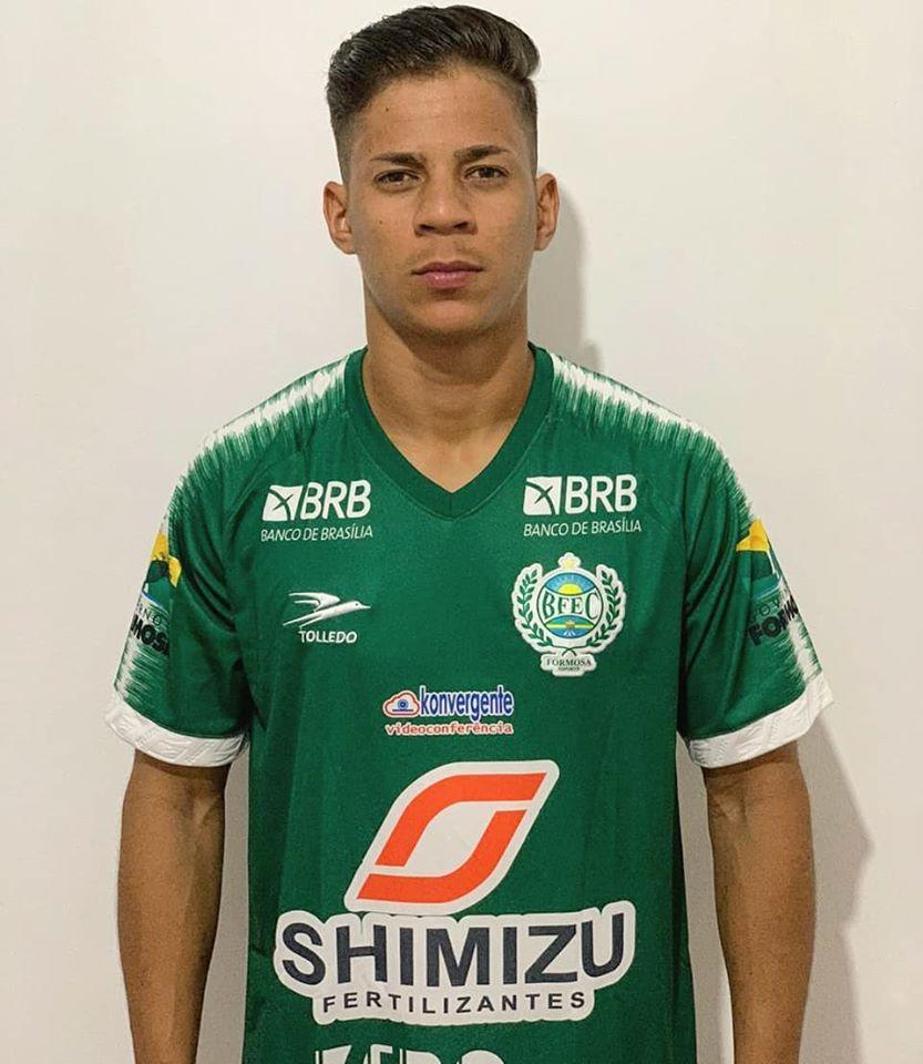 Vice artilheiro da 3ª divisão goiana, Mário Neto vai jogar o Campeonato Brasiliense