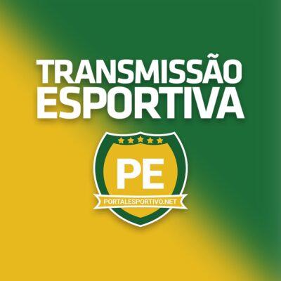 Transmissão Esportiva para esta quinta, dia 09/07/2020