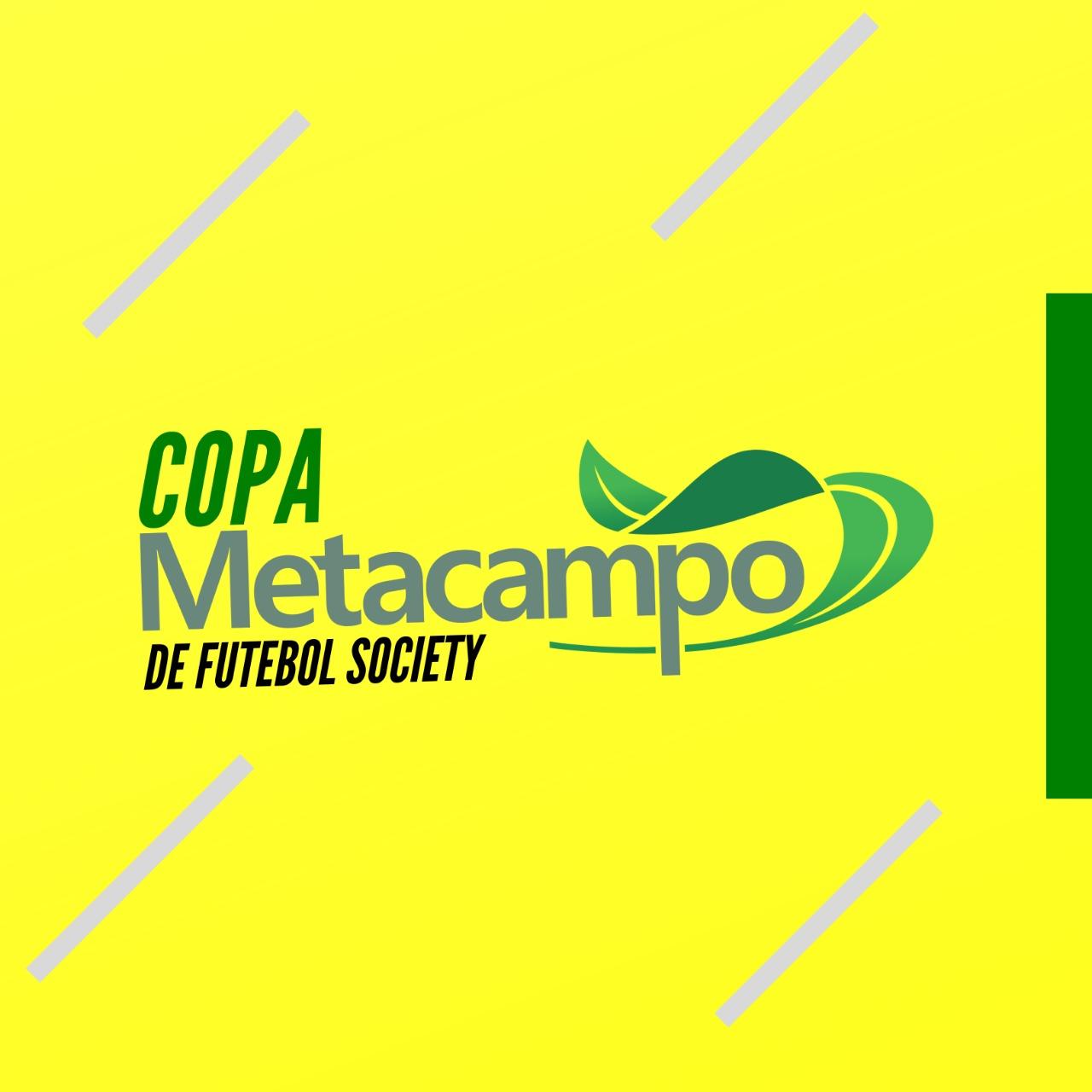 Confira os grupos da Copa Metacampo de Futebol Society