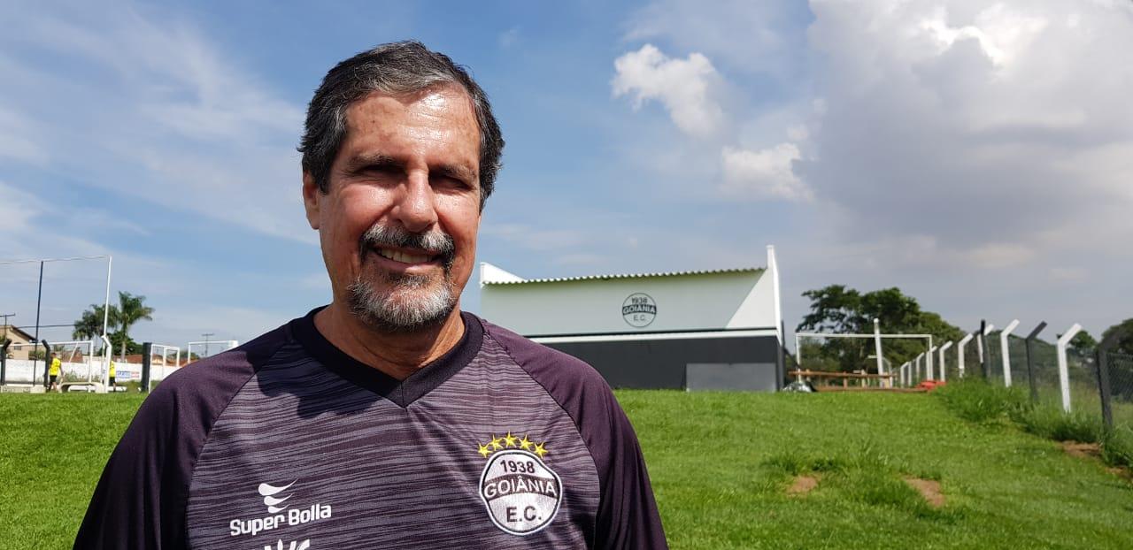 Anapolina fecha com treinador Artur Neto que havia saído do Goiânia