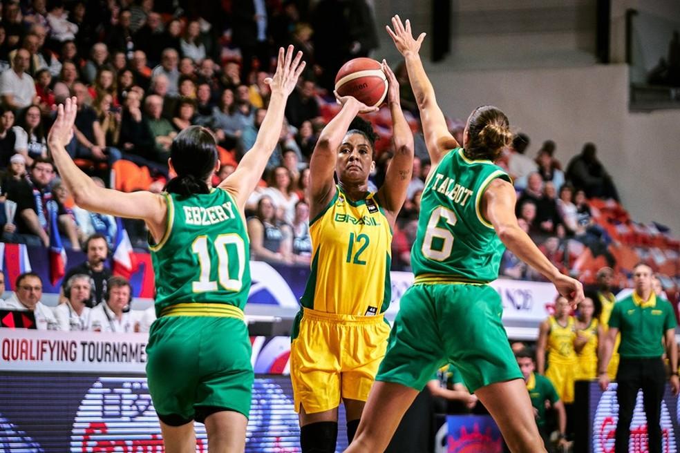 Fora: Seleção Brasileira de Basquete Feminino está fora das Olimpíadas 2020