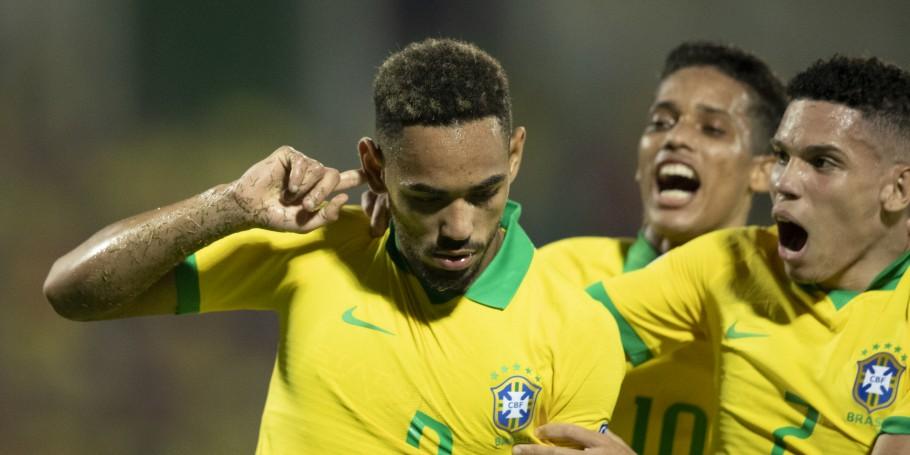 Brasil goleia a Argentina e se classifica para as Olimpíadas do Japão