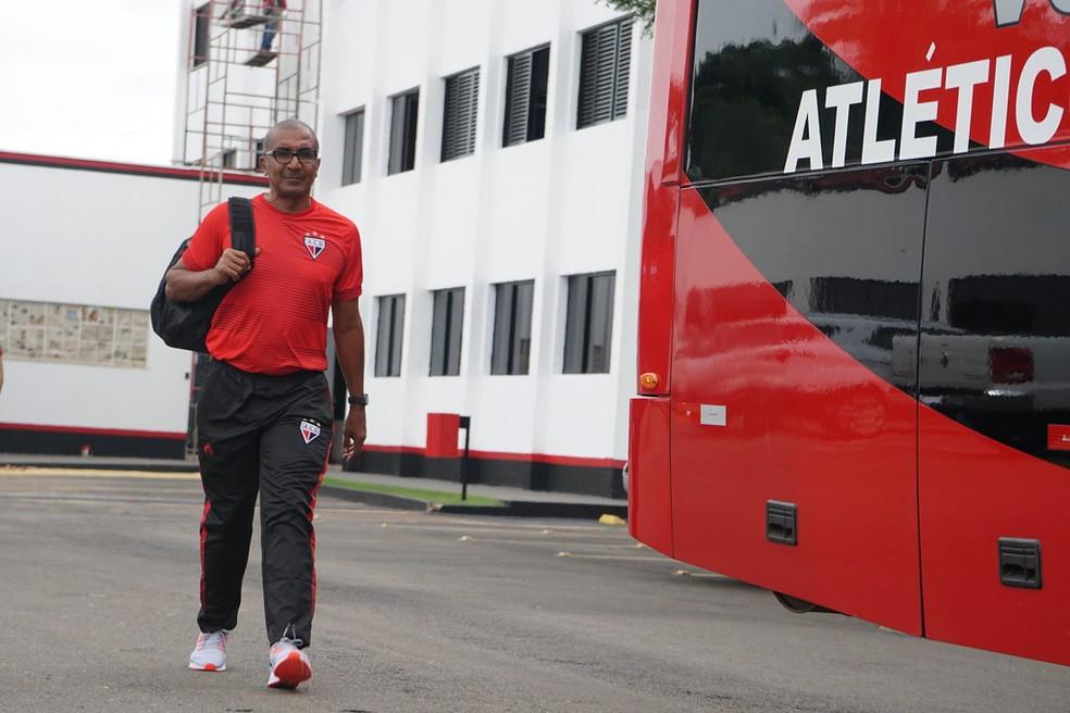 Cristóvão Borges não é mais o treinador do Atlético Goianiense