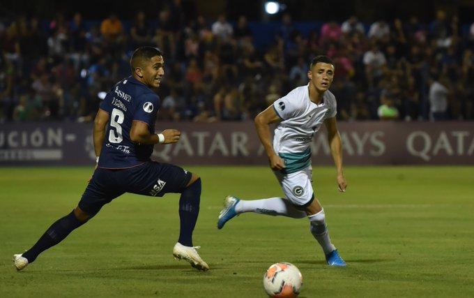 Goiás perde na estreia da Copa Sul-Americana