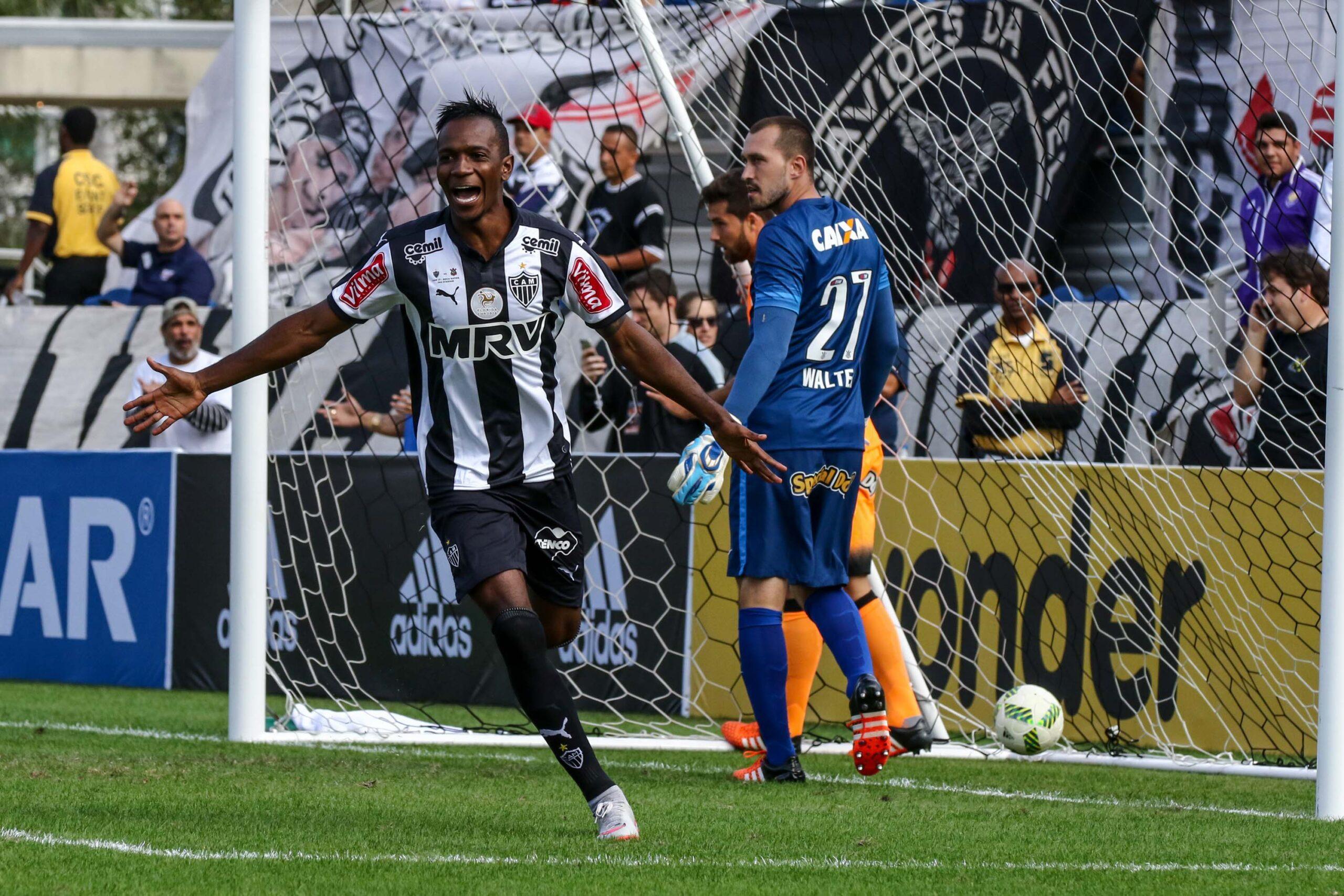 Hyuri é o novo atacante do Atlético Goianiense