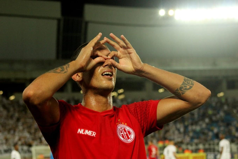 Fortaleza acerta com atual artilheiro do futebol brasileiro